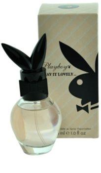Playboy Play It Lovely toaletní voda pro ženy 30 ml