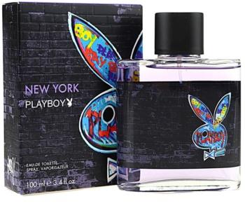 Playboy New York toaletní voda pro muže 100 ml