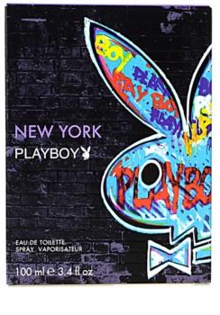 Playboy New York Eau de Toilette for Men 100 ml