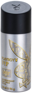 Playboy VIP Platinum Edition deodorant Spray para homens 150 ml