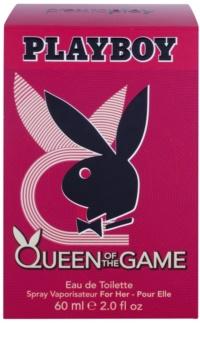 Playboy Queen Of The Game Eau de Toilette für Damen 60 ml