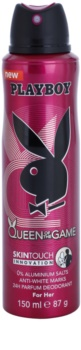 Playboy Queen Of The Game deospray pro ženy 150 ml