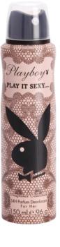 Playboy Play It Sexy дезодорант-спрей для жінок 150 мл