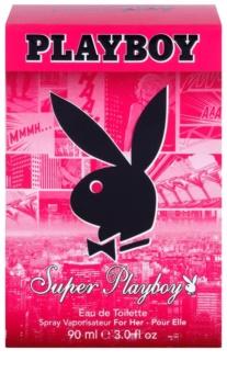 Playboy Super Playboy for Her woda toaletowa dla kobiet 90 ml