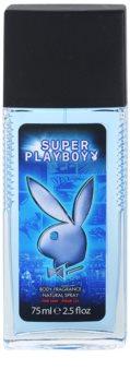 Playboy Super Playboy for Him deodorant spray pentru barbati 75 ml