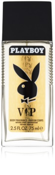 Playboy VIP deodorant s rozprašovačom pre mužov 75 ml
