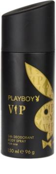 Playboy VIP deospray pentru barbati 150 ml