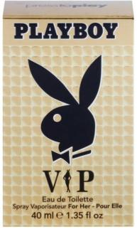 Playboy VIP eau de toilette nőknek 40 ml