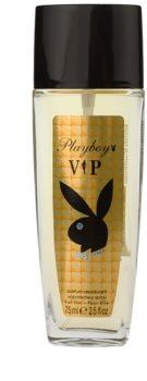 Playboy VIP deodorant s rozprašovačem pro ženy 75 ml