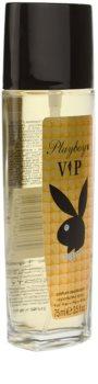 Playboy VIP deodorant s rozprašovačom pre ženy 75 ml