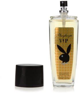 Playboy VIP spray dezodor nőknek 75 ml