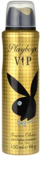 Playboy VIP deodorant spray para mulheres 150 ml