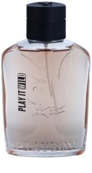 Playboy Play it Wild eau de toilette pentru barbati 100 ml