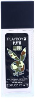 Playboy Play it Wild deodorant spray pentru barbati 75 ml