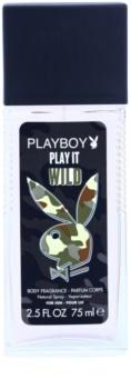 Playboy Play it Wild dezodorant z atomizerem dla mężczyzn 75 ml