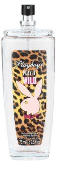 Playboy Play it Wild dezodorant z atomizerem dla kobiet 75 ml