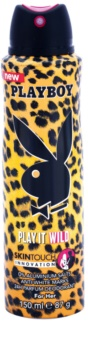 Playboy Play it Wild Deo-Spray für Damen 150 ml
