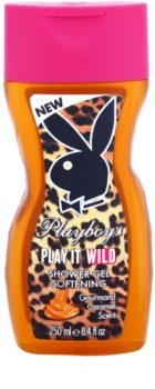 Playboy Play it Wild Duschgel für Damen 250 ml