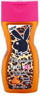 Playboy Play it Wild gel za prhanje za ženske 250 ml