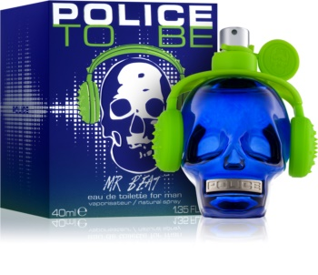 Police To Be Mr. Beat Eau de Toilette for Men 40 ml