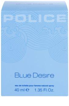 Police Blue Desire toaletna voda za ženske 40 ml