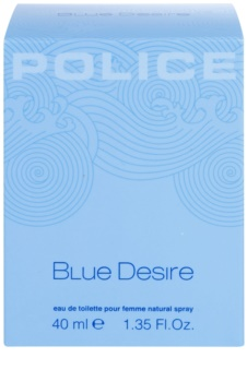 Police Blue Desire woda toaletowa dla kobiet 40 ml