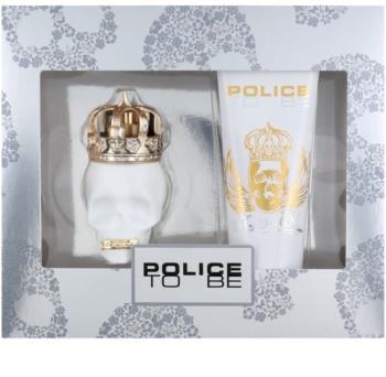 Police To Be The Queen darčeková sada