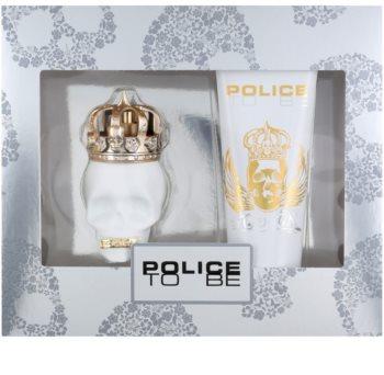 Police To Be The Queen dárková sada