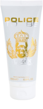 Police To Be The Queen latte corpo per donna 200 ml