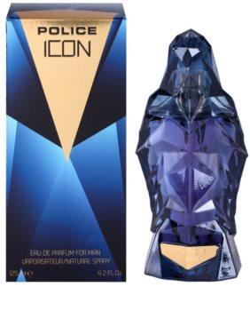 Police Icon eau de parfum pentru barbati 125 ml