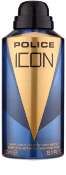 Police Icon desodorante en spray para hombre 150 ml