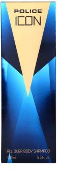 Police Icon Shower Gel for Men 400 ml