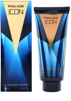 Police Icon gel de ducha para hombre 400 ml