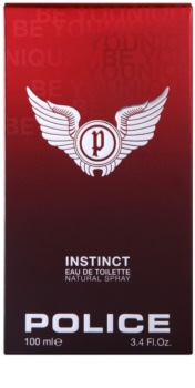 Police Instinct Eau de Toilette for Men 100 ml