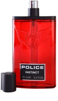 Police Instinct Eau de Toilette for Men 100 ml