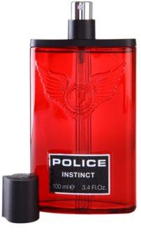 Police Instinct woda toaletowa dla mężczyzn 100 ml