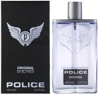 Police Original eau de toilette pentru bărbați 100 ml