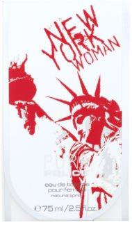 Police Pure New York Woman woda toaletowa dla kobiet 75 ml