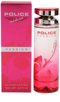 Police Passion woda toaletowa dla kobiet 100 ml