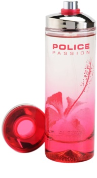 Police Passion Eau de Toilette para mulheres 100 ml