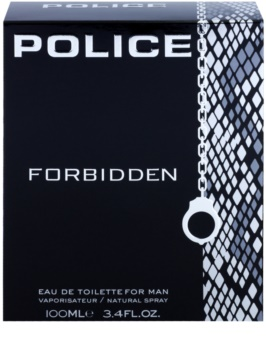Police Forbidden toaletní voda pro muže 100 ml