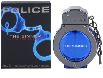 Police The Sinner eau de toilette para homens 30 ml