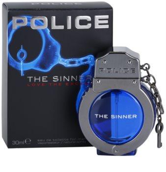 Police The Sinner Eau de Toilette Herren 30 ml