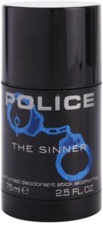 Police The Sinner deostick pro muže 75 ml