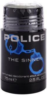 Police The Sinner stift dezodor férfiaknak 75 ml