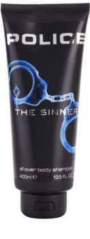 Police The Sinner gel douche pour homme 400 ml