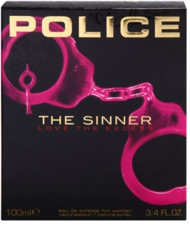 Police The Sinner Eau de Toilette for Women 100 ml