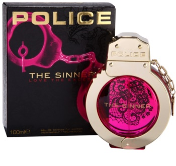 Police The Sinner Eau de Toilette Damen 100 ml