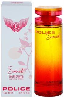 Police Sunscent eau de toilette nőknek 100 ml