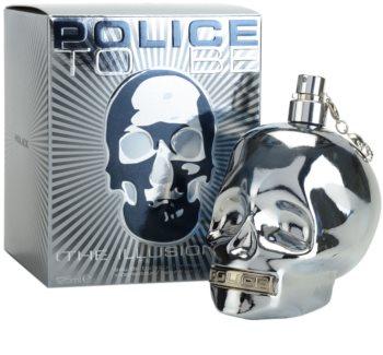 Police To Be The Illusionist eau de toilette pour homme 125 ml